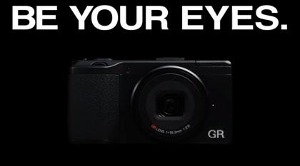 リコー、新型「GR」の動画が流出? APS-Cセンサー採用など明らかに