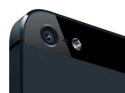 「iPhone 5S」1,200万画素カメラが搭載か?