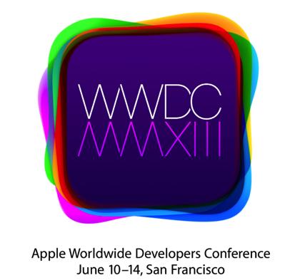 Apple「WWDC 2013」を6月10日よりサンフランシスコで開催することを発表
