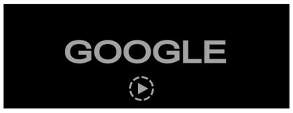 Googleロゴ「ソウル バス」に