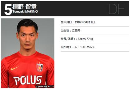 なぜ槙野智章はサンフレッチェ広島に戻らず浦和レッズに移籍したのか?