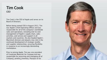 Apple「住所がない」手法で課税逃れ → ティム・クックCEOが反論「納めるべき税金は最後の1ドルまで」