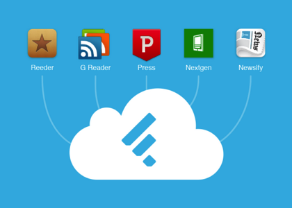 RSSリーダ「Feedly」がRSSクライアントiPhoneアプリ「Reeder」への対応発表!