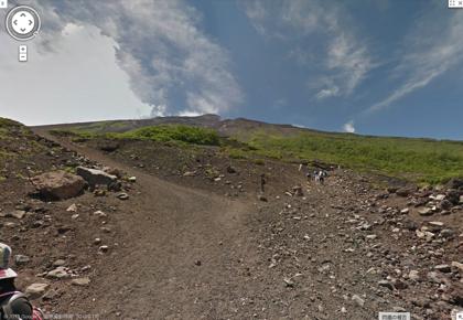 Google、富士山のストリートビューを公開