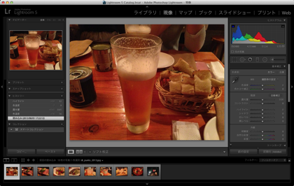 【Lightroom 5】ブロガー向け機能!全ての写真に同じ設定を適用する方法