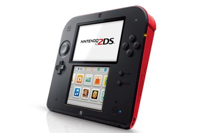 任天堂、折りたたまないゲーム機「ニンテンドー2DS」発表