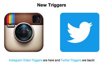 【IFTTT】トリガーにTwitterが戻ってきた!