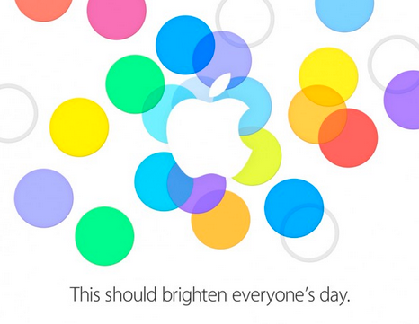 Apple、スペシャルイベントを9月10日に開催と発表!ついに「iPhone 5S」が発表か!?