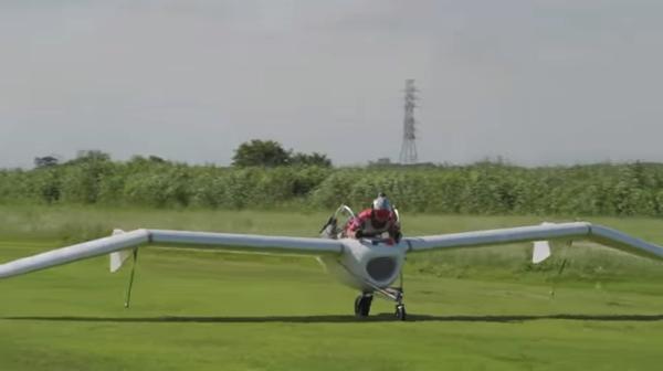 【動画あり】ナウシカ「メーヴェ」を模した小型飛行機で実際に飛ぶ動画が話題になっていると新聞記事に!