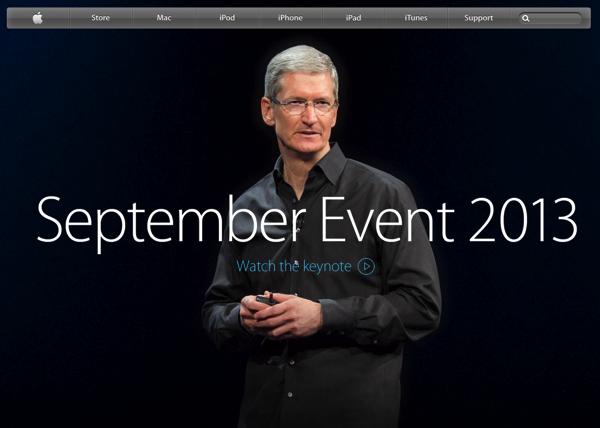 【5分で分かる】Appleスペシャルイベントの発表まとめ → iPhone 5s/iPhone5s/iOS 7/Touch ID/ドコモ