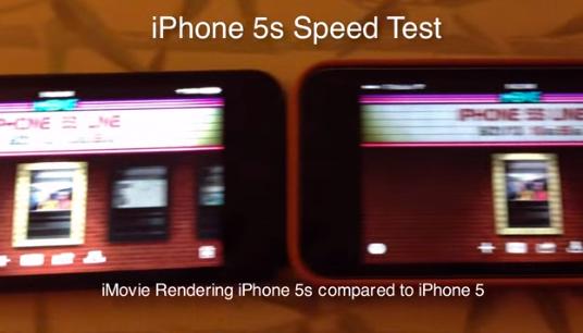 【iPhone 5s】ベンチマークテストにより「Mac mini(Early 2010)」と同等であることが明らかに
