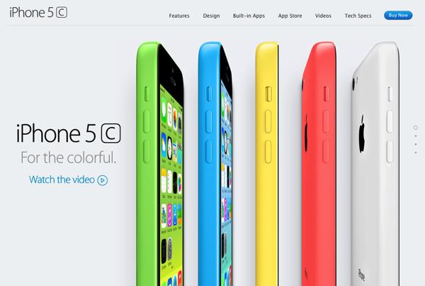 【iPhone 5c】あまり売れていない!?Appleが生産台数を半減か
