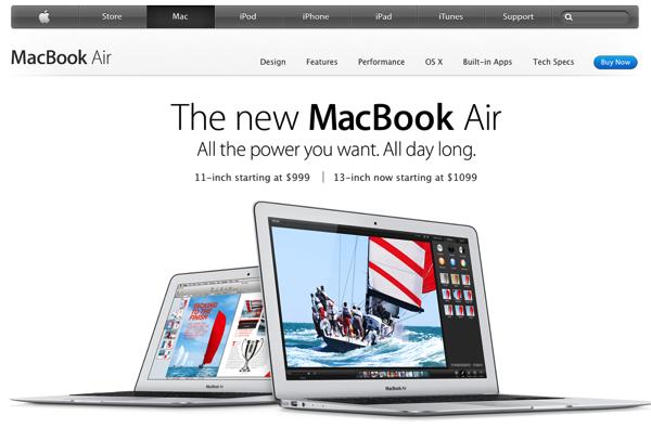 【MacBook Air】SSDに問題あり → Appleがリコールを発表