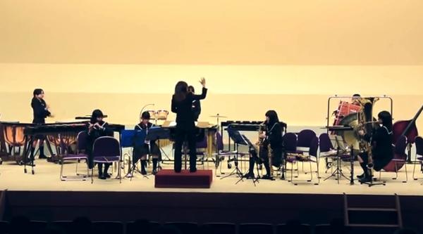 【動画あり】8人の生徒しかいない大田三中吹奏楽部!一人で複数の楽器を担当し全国吹奏楽コンクール中国大会で最優秀賞