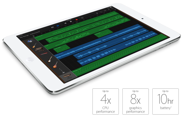 「iPad mini Retina」11月12日に発売か?