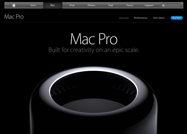 Apple「Mac Pro」受注開始