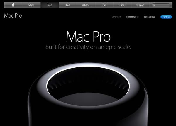 Apple「Mac Pro」受注開始