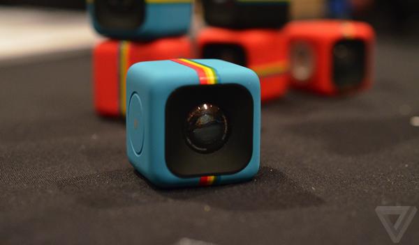 「Polaroid C3」これは可愛い!ポラロイドがアクションカムを99ドルで発売予定