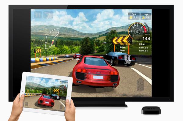 新しい「Apple TV」ゲームアプリに対応か、Bluetoothコントローラーも使用可能に!?