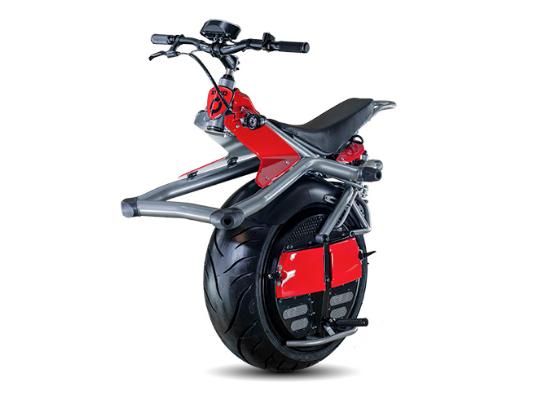 鳥山明的一輪電動バイク!?「Ryno」出荷へ