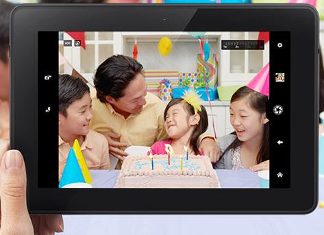 Amazon「Kindle Fire HDX 8.9」5,000円オフで販売中(2月6日まで)