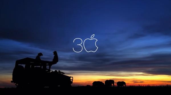 Apple、Mac30周年を記念したテレビCM「1.24.14」