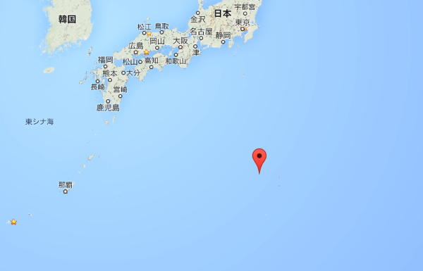 西之島新島、発見100日目で大きさは3.5倍に
