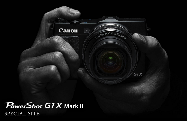 「PowerShot G1 X Mark II」座談会に参加しました