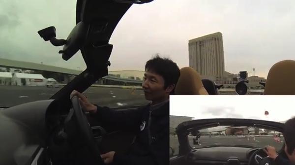 【動画あり】新型「コペン」試作車の試乗(5MT&CVT)