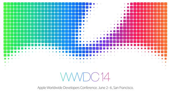 Apple「WWDC 2014」を2014年6月2日〜6日に開催と発表
