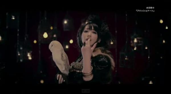 【動画あり】水樹奈々「アパッショナート」ニューアルバムの楽曲をYouTubeでフルバージョン公開