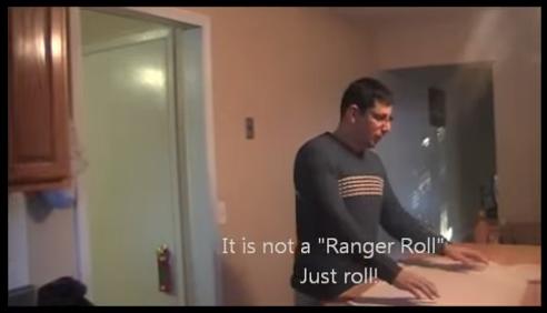 【動画あり】省スペースでパッキングしやすそう!ロールするTシャツの畳み方