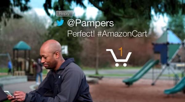 Amazon、Twitterと提携しツイートでカートに商品追加が可能に