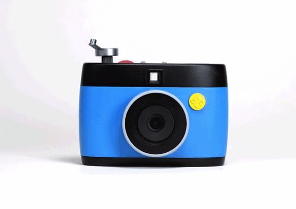 アニメーションGIF撮影用カメラ「Otto」中身はRaspberry Pi