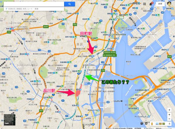 山手線で30番目の新駅設置へ → 品川駅と田町駅の間