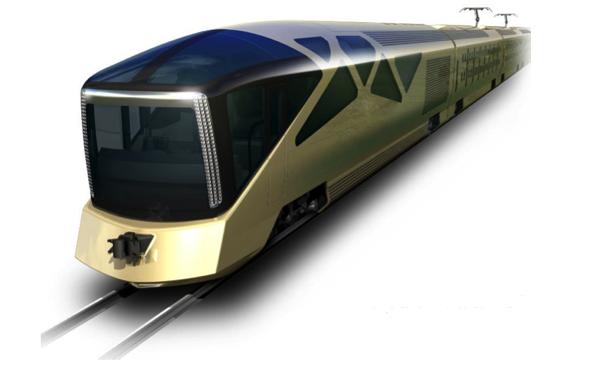 【JR東日本】豪華寝台列車「クルーズトレイン」のデザインイメージを発表 → 2017年春に運行開始