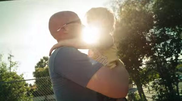【動画あり】「Dad(お父さん)‥‥!」父親胸熱。見ているだけでちょっと目頭が熱くなってしまった。