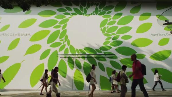 【動画あり】「Apple Store, Omotesando」開店準備の様子を収めた動画