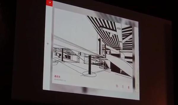 【動画あり】「Adobe Ink」と「Adobe Line」のデモの様子