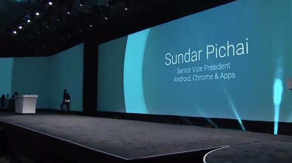 Google「Google I/O 2014」基調講演の様子をYouTubeで公開