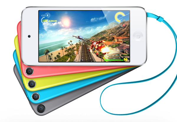 Apple「iPod touch」iSightカメラを搭載した16GBモデルを20,800円で発売開始と発表
