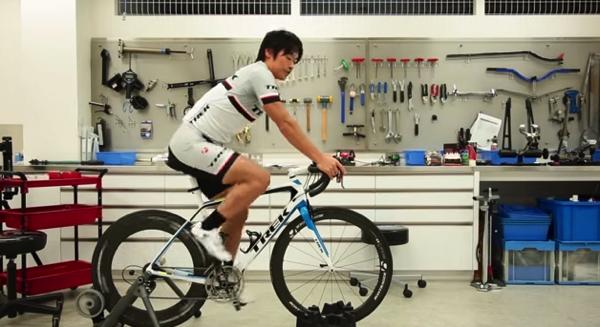 【動画】正しい自転車の乗り方・姿勢(足やせする漕ぎ方)
