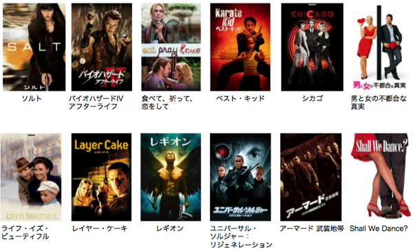 【Hulu】「ライフ・イズ・ビューティフル」「少林サッカー」「バイオハザードIV」など映画を新たに500本追加