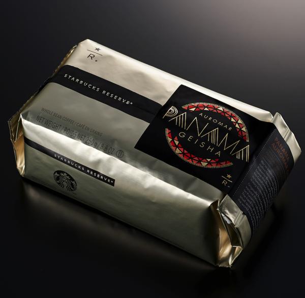 スターバックスの限定商品「スターバックス リザーブ®」の新ラインナップに「パナマ アウロマール ゲイシャ(Panama Auromar Geisha)」 登場