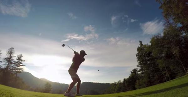 【動画】ブライアン兄弟によるゴルフのトリックショット