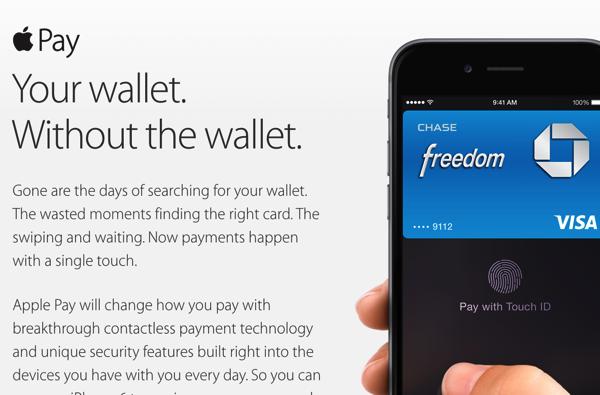 【iPhone 6】NFC機能は「Apple Pay」のみに制限 → おサイフケータイには使えず