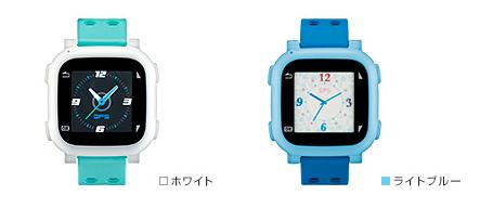 ドコモ、3G搭載の子供向け腕時計「ドコッチ01」