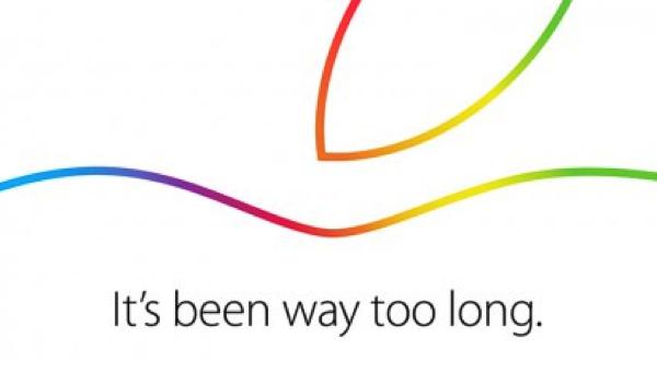 Apple、10月16日にスペシャルイベントを開催すると正式に発表