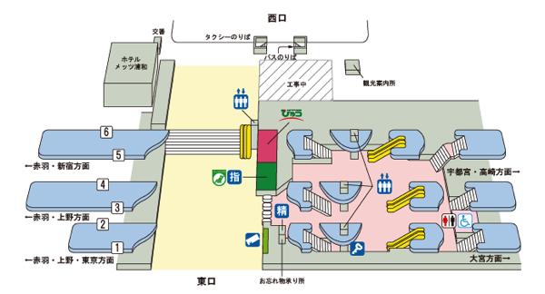 浦和駅に「アトレ」初出店 → 駅型保育園・スーパー・スイーツ・カフェ・書店なども出店へ