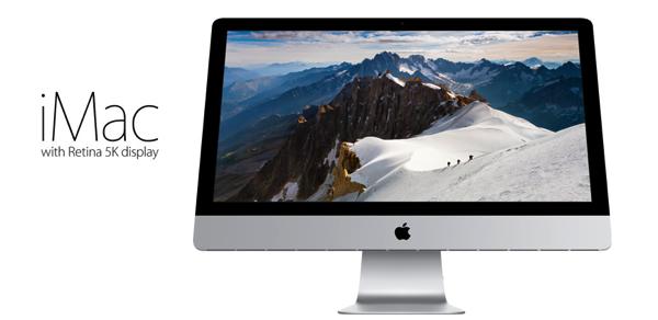 Apple「iMac Retina 5Kディスプレイモデル」発表